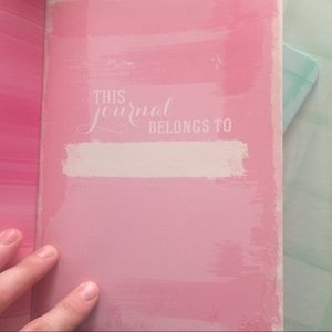 none Office - Turn Dreams Into Plans journal